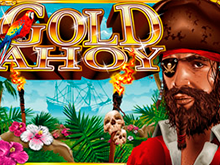 Виртуальный игровой автомат о пиратах Gold Ahoy